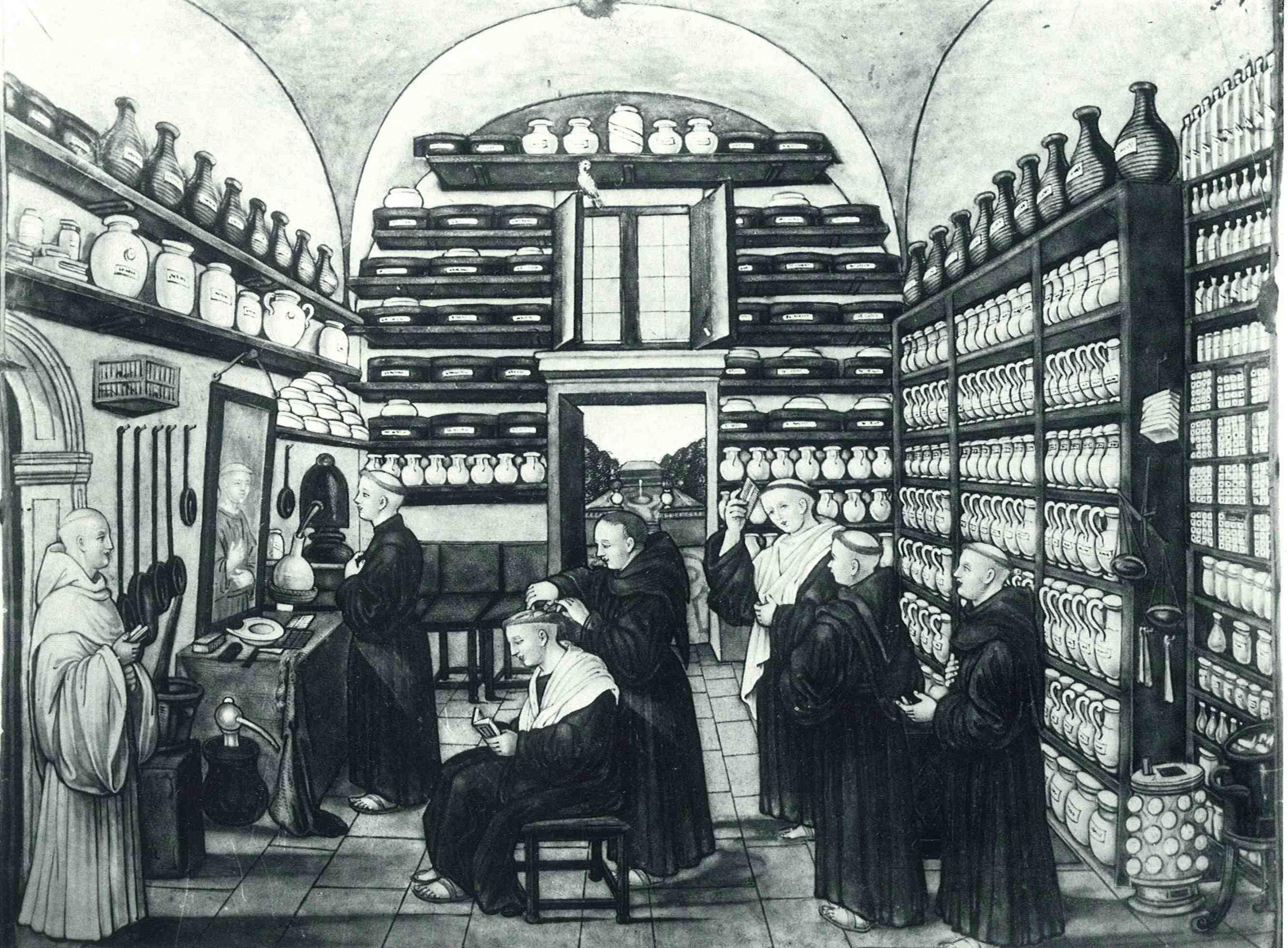 Conventual Pharmacy