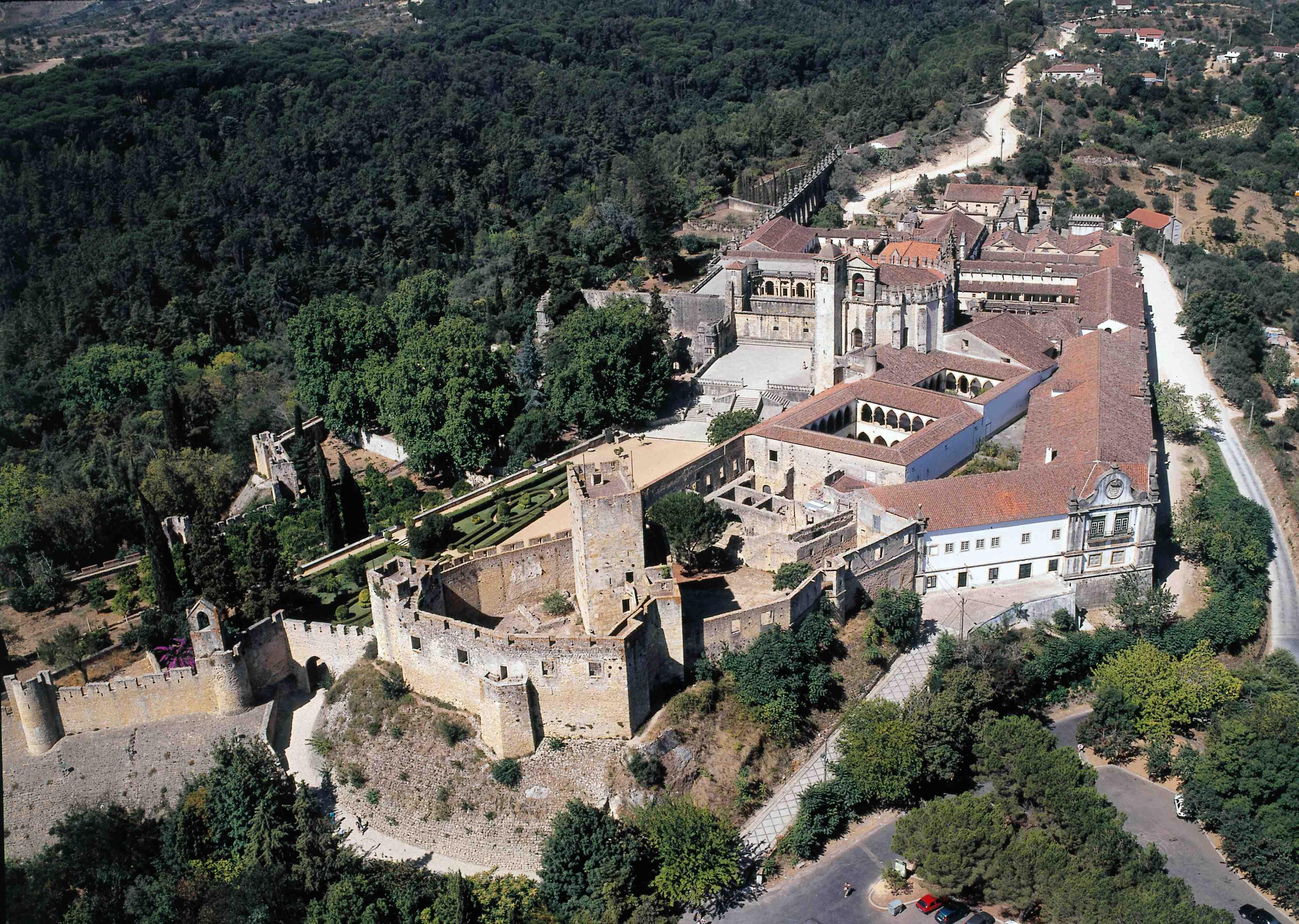 Castelo Templário e Convento de Cristo