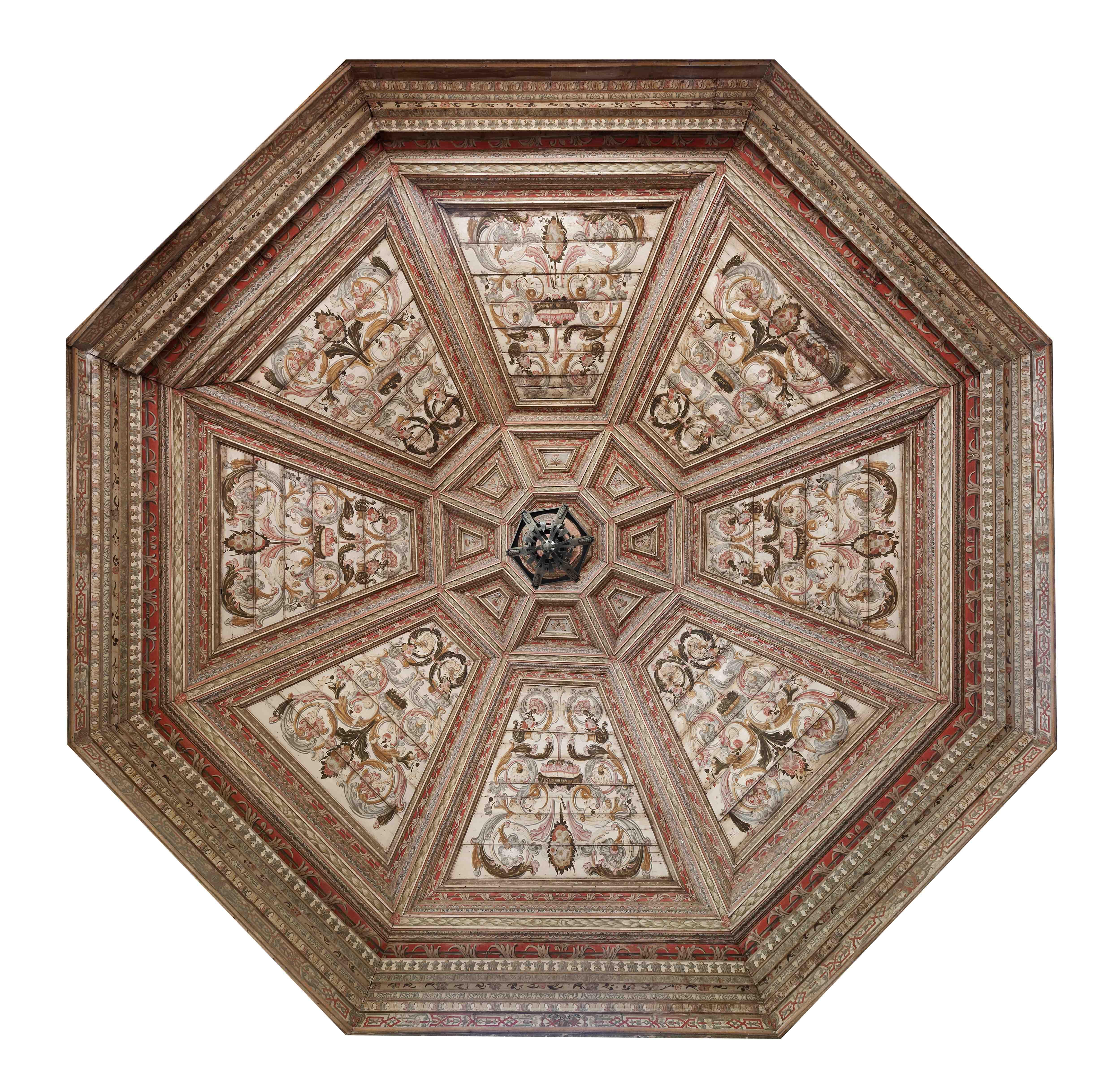Ceiling Room of Bela Vista