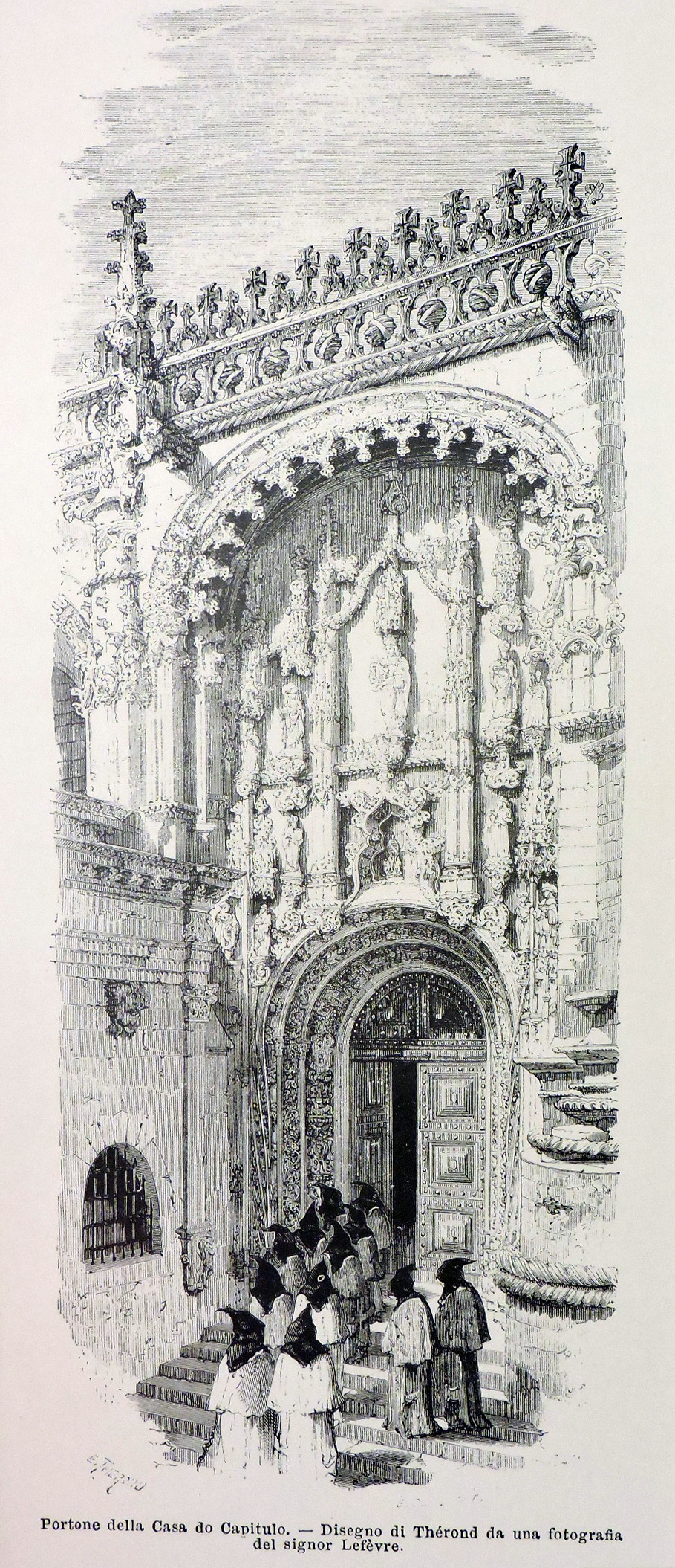 Gate of the Chapter House